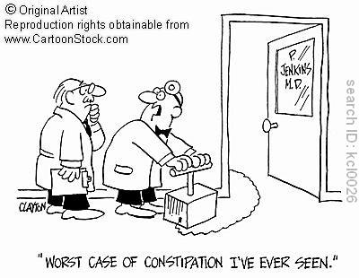 Vacation Constipation Budget For Health
