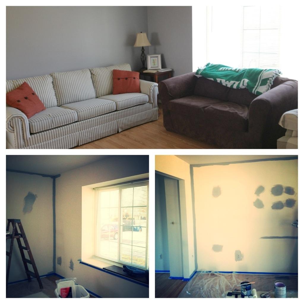 living room renovations