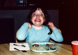 Excited Kid