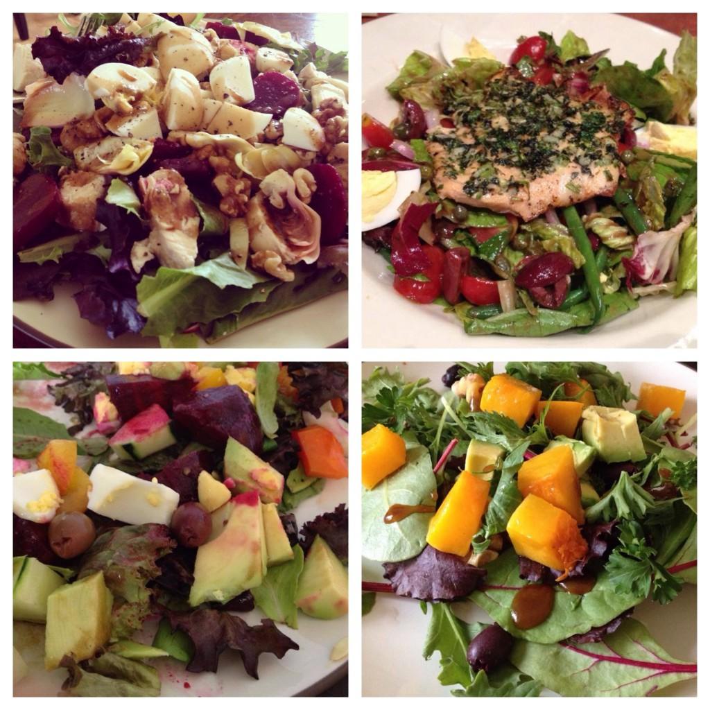 salad varieties