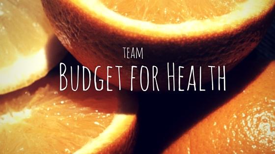 team budget for health